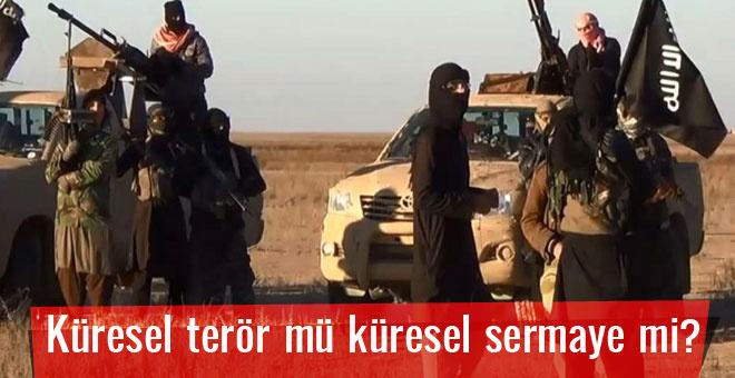 Küresel terör mü küresel sermaye mi?