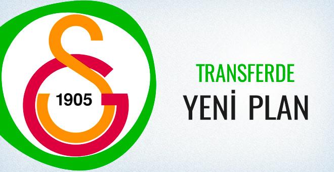 İşte Galatasaray'ın transfer planı!