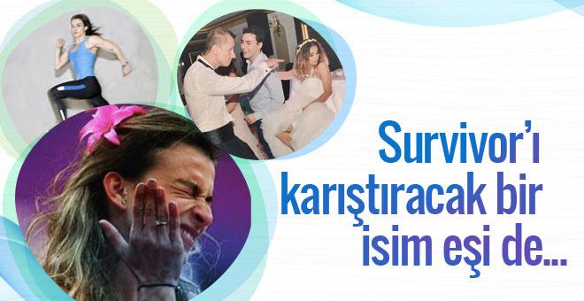 Pınar Saka bombası eşi kimdir Survivor'ı dağıtacak isim