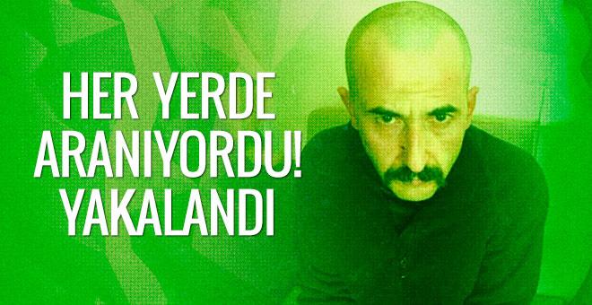 AK Parti binasına saldıran terörist yakalandı!