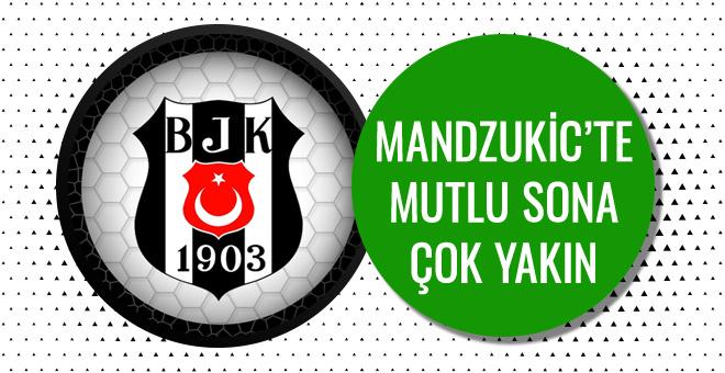 Beşiktaş Mario Mandzukic'te sona yaklaştı