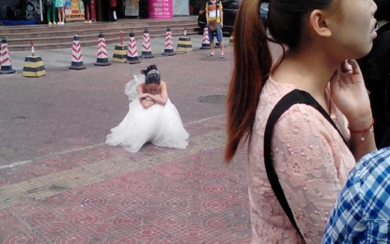 Bir gelinin başına gelecek en kötü şey damat düğünde kaçtı