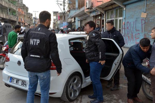 O ilde 600 polis sokağa indi! Her yer didik didik ediliyor