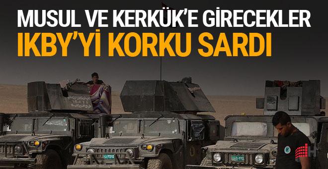IKBY'den 'Kerkük ve Musul'a girecekler' iddiası