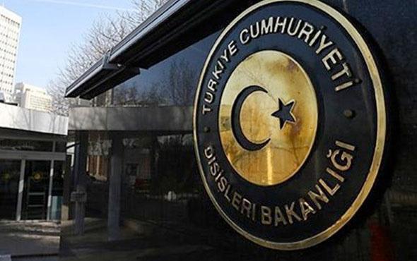 Türkiye'den Danimarka'ya Reina tepkisi