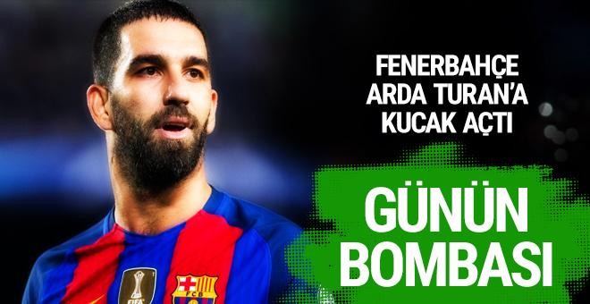 Günün bomba iddiası! Arda Turan ve Fenerbahçe...