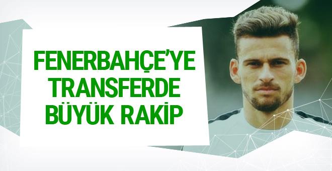 Lucas Lima transferinde Fenerbahçe'ye dev rakip