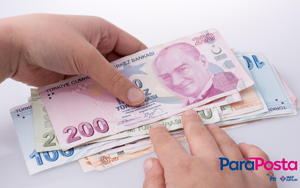 Paraposta: Kolay, hızlı ve güvenli para transferi