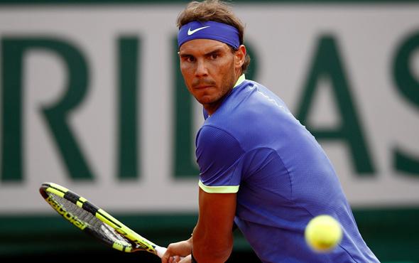 Nadal Şanghay'da yarı finalde