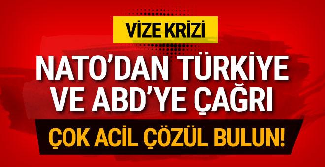 Son dakika! NATO'dan Türkiye ve ABD'ye acil çağrı...