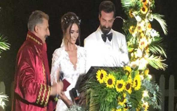 Hande Soral ve İsmail Demirci evlendi
