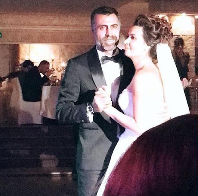 Kurtlar Vadisi'nin Abdülhey'i Kenan Çoban ikinci kez evlendi