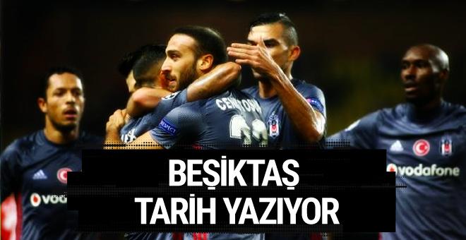 Monaco Beşiktaş maçı golleri ve geniş özeti