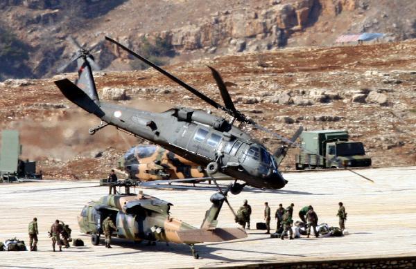 Ajanslar son dakika geçti! Türk askeri Kuzey Irak'a girdi