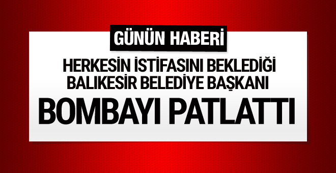 Erdoğan'ın istifasını istediği Ahmet Edip Uğur'dan flaş karar!