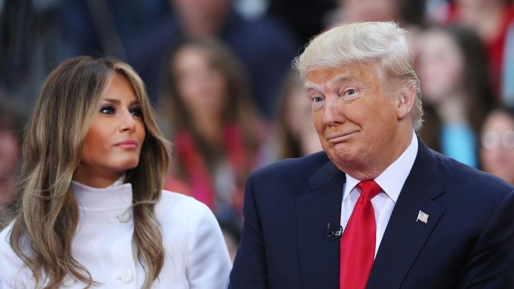 Мелания трамп книга