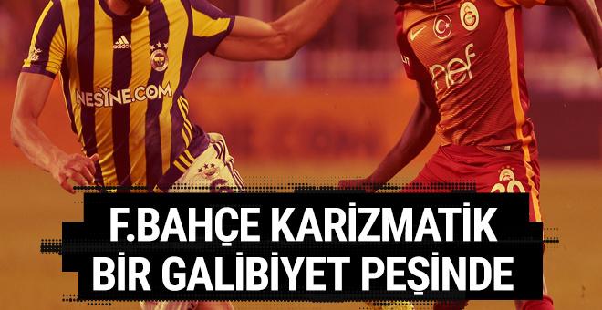 Fenerbahçe karizmatik yeni bir galibiyet peşinde