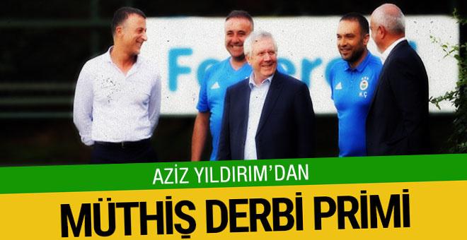 Fenerbahçe'den dev derbi primi