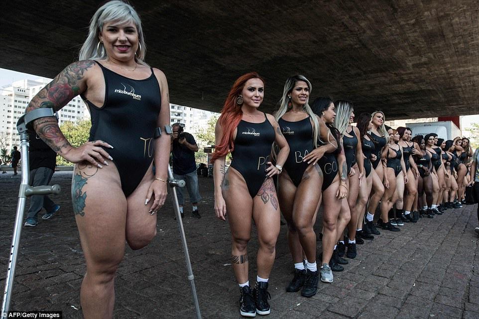 En güzel popo yarışması Miss BumBum'dan skandal iddia!