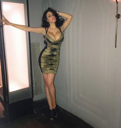 Türk manken Elif Çelik Playboy kızı olmak için yanıp tutuşuyor