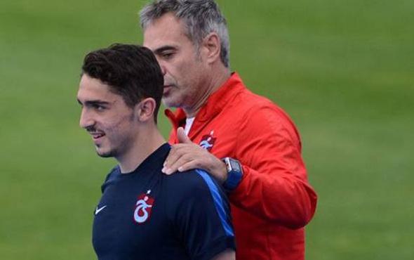 Trabzonspor'un genç yıldızı izleyenleri büyülüyor