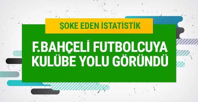 Fenerbahçeli futbolcuya kulübe yolu göründü