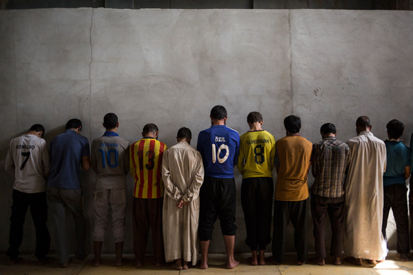Savaş bitti! IŞİD Irak topraklarından silindi
