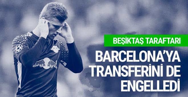 Barcelona'nın Timo Werner kararı