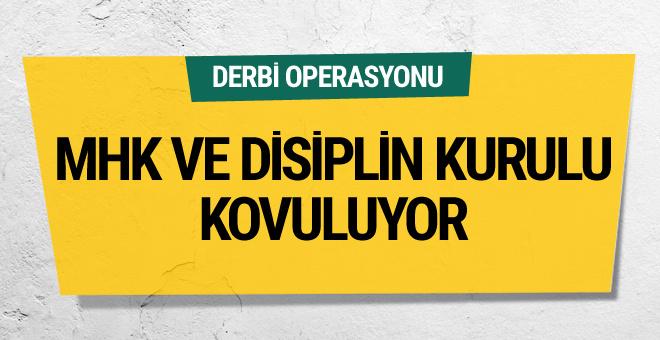 MHK ve Disiplin Kurulu değiştirilecek
