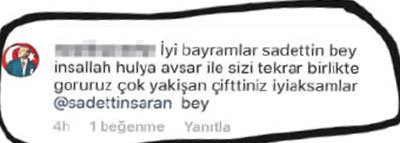 Bomba iddia! Hülya Avşar'ın aşk yuvası deşifre oldu