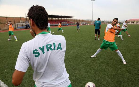 Suriye Dünya Kupası'na çok yakın