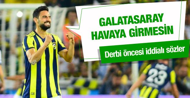 Mehmet Ekici'den iddialı derbi açıklaması