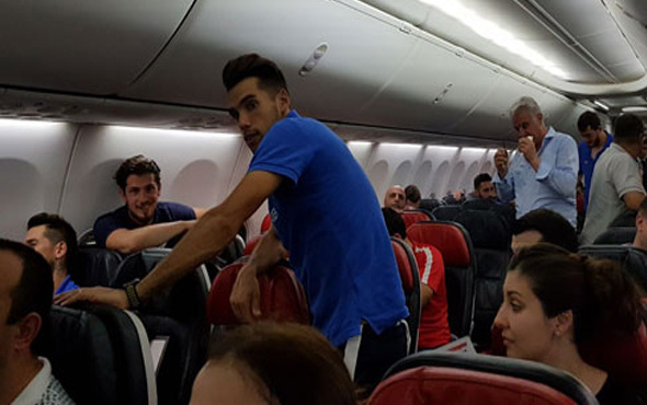 Trabzonspor'a rötar şoku!