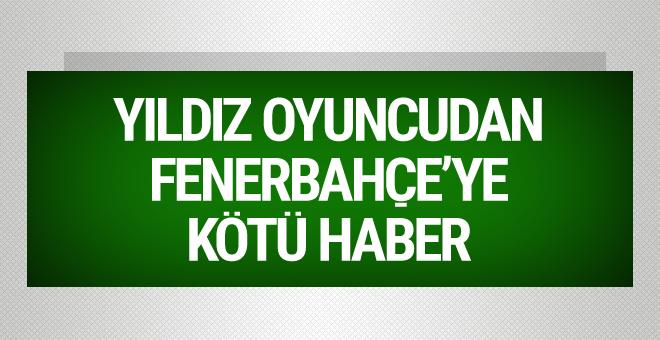 Ozan Tufan'dan Fenerbahçe'ye kötü haber