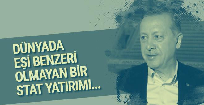 Cumhurbaşkanı Erdoğan: Geçmişteki formalarımız...