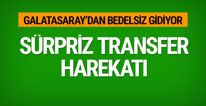 Galatasaray'dan Sivasspor'a transfer oluyor