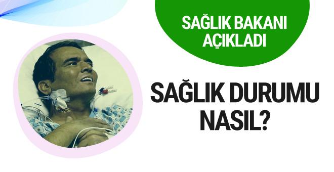Sağlık bakanı Naim Süleymanoğlu'nun durumunu açıkladı
