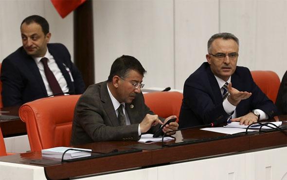 Bakan Ağbal ile HDP'li vekil arasında tartışma
