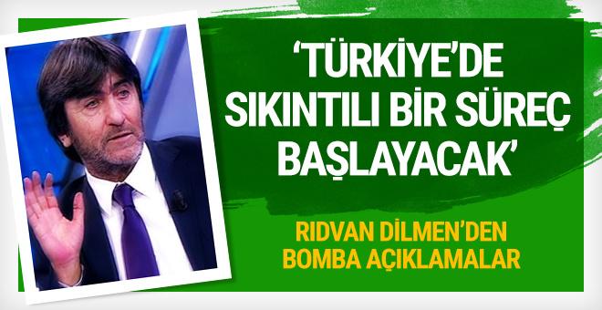 Rıdvan Dilmen'den bombalar! Eğer bu doğruysa...