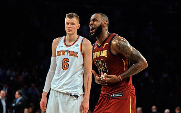 Cleveland 23 sayıdan geri döndü