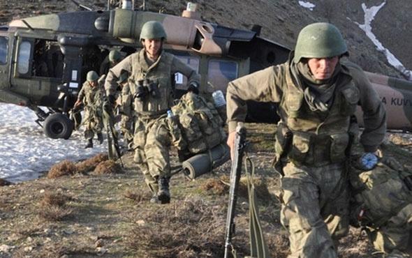 Üç ilde öldürülen PKK'lı sayısı 34'e yükseltildi