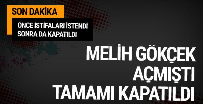 Ankara Büyükşehir'de deprem üstüne deprem