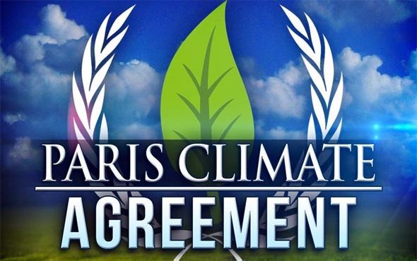Suriye, Paris İklim Anlaşmasını resmen imzaladı 46