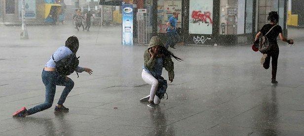 Hava durumu 17 kasım raporu geldi 8 ile kritik uyarı