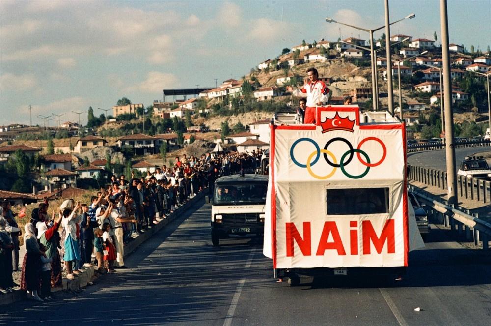 Naim Süleymanoğlu kimdir? İşte en özel fotoğraflar