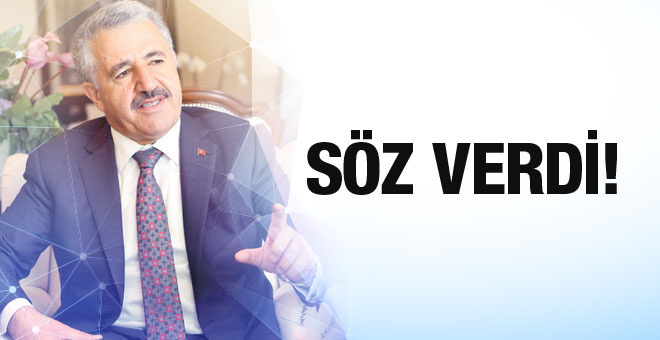 Ahmet Arslan Karslılara söz verdi umudu boşa çıkarmayacağız!