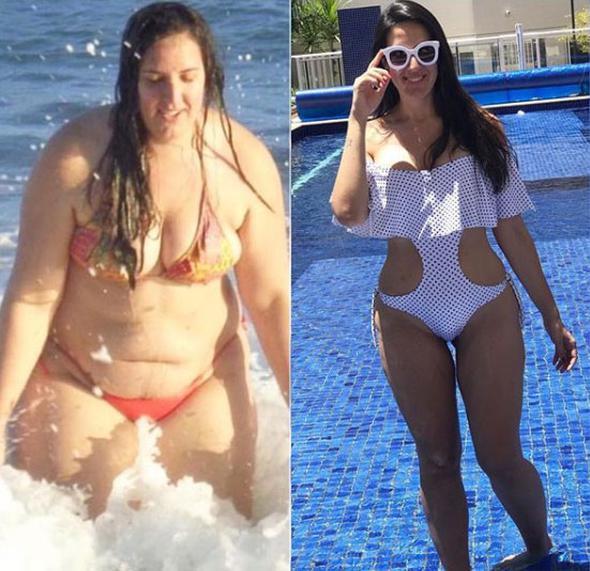 Obez bir kadındı güzellik kraliçesine dönüştü! Son hali bomba