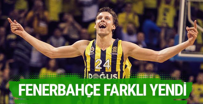Fenerbahçe Doğuş İspanyollar'ı devirdi