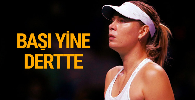 Maria Sharapova'ya dolandırıcılık suçlaması