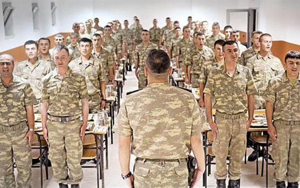Askeriyede yeni dönem: O ifade değiştirildi!